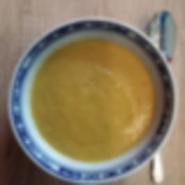 Rezept: Einfache Kürbissuppe