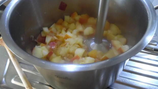 Bratapfel-Marmelade mit Marzipan - Rezept - Bild Nr. 4266