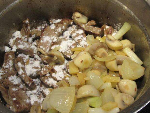 Suppen: Fränkischer Seelenwärmer - Rindfleisch-Topf mit viel Gemüse - Rezept - Bild Nr. 4273