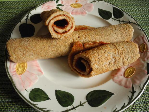 Schnelle Pfannkuchen - Rezept - Bild Nr. 4286