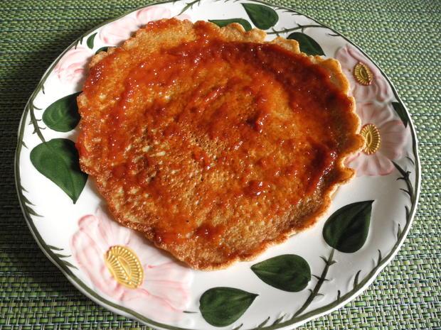 Schnelle Pfannkuchen - Rezept - Bild Nr. 4296