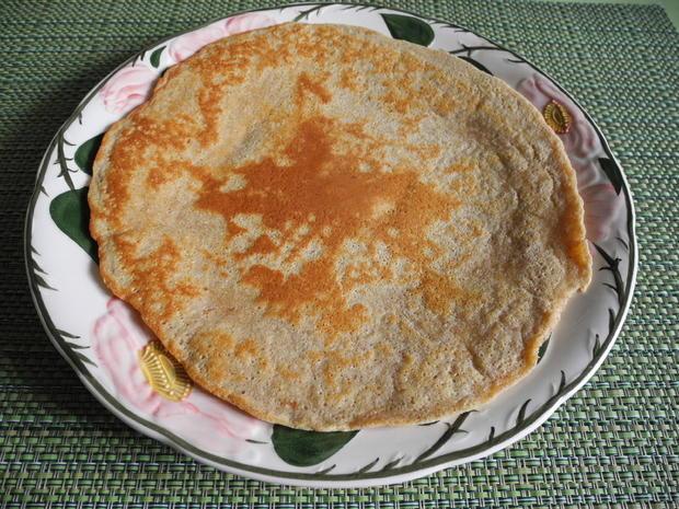 Schnelle Pfannkuchen - Rezept - Bild Nr. 4297