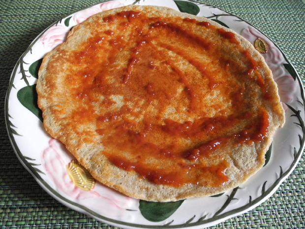 Schnelle Pfannkuchen - Rezept - Bild Nr. 4299