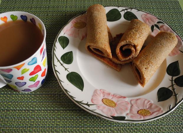 Schnelle Pfannkuchen - Rezept - Bild Nr. 4287