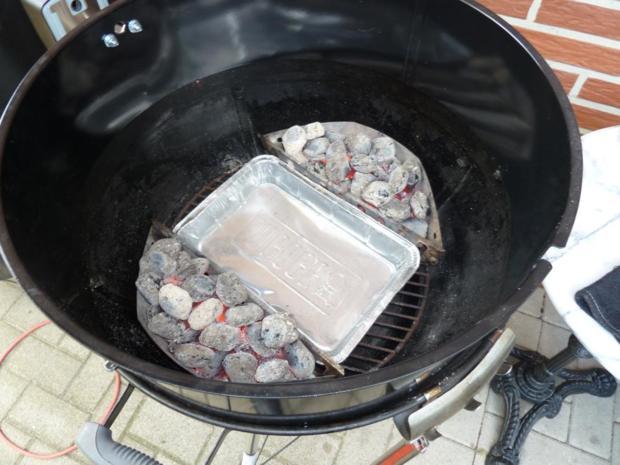 Einfach zubereitete Spare ribs - Rezept - Bild Nr. 4327