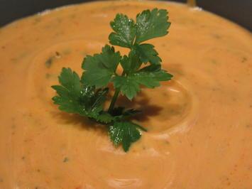 Soßen: Veganer Paprika-Tomaten-Dip - Rezept - Bild Nr. 4324