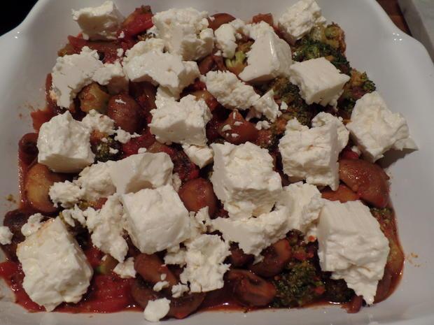 Pilz-Broccoli-Pfanne - Rezept - Bild Nr. 4338