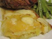 Auflauf: Kartoffel-Steckrüben-Gratin - Rezept - Bild Nr. 4331