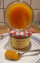 Rezept: Hokaido - Ananas - Marmelade