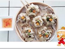 Dim Sum - eine Spezialität aus der kantonesischen Küche Chinas - Rezept - Bild Nr. 4343