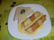 Spargel Schinken Käse nach Wiener-Art - Rezept - Bild Nr. 4343