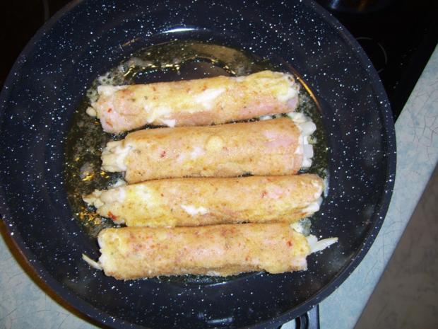 Spargel Schinken Käse nach Wiener-Art - Rezept - Bild Nr. 4344