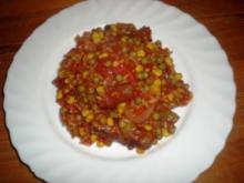 Gemüsemix mit Cevapcici - Rezept