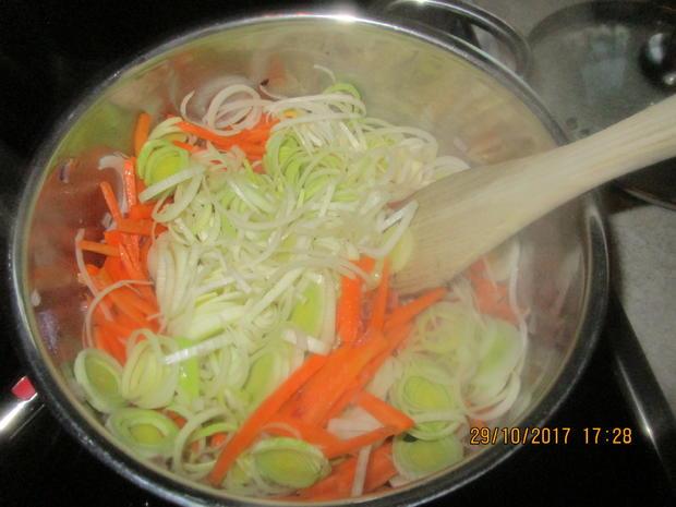 Zander mit lecker Gemüse und Tomaten-Kartoffeln - Rezept - Bild Nr. 4380
