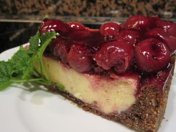 Backen Kirsch Schmand Kuchen Rezept Mit Bild Kochbar De