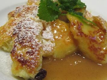 Dessert: Alma Szemét - Apfelschmarrn - Rezept - Bild Nr. 4365