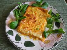 Geraspelter Gemüse - Auflauf mit oder ohne Käse - Rezept - Bild Nr. 4385