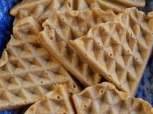 Frühstück: Buchweizen-Zimt-Waffeln mit dem Thermomix - Rezept - Bild Nr. 2