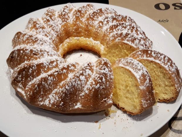 Orangen Kuchen A La Mama Rezept Mit Bild Kochbar De