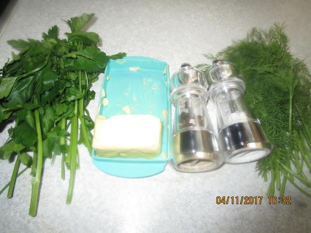 Heilbutt in einer leckeren Dill-Senfsauce - Rezept - Bild Nr. 4439