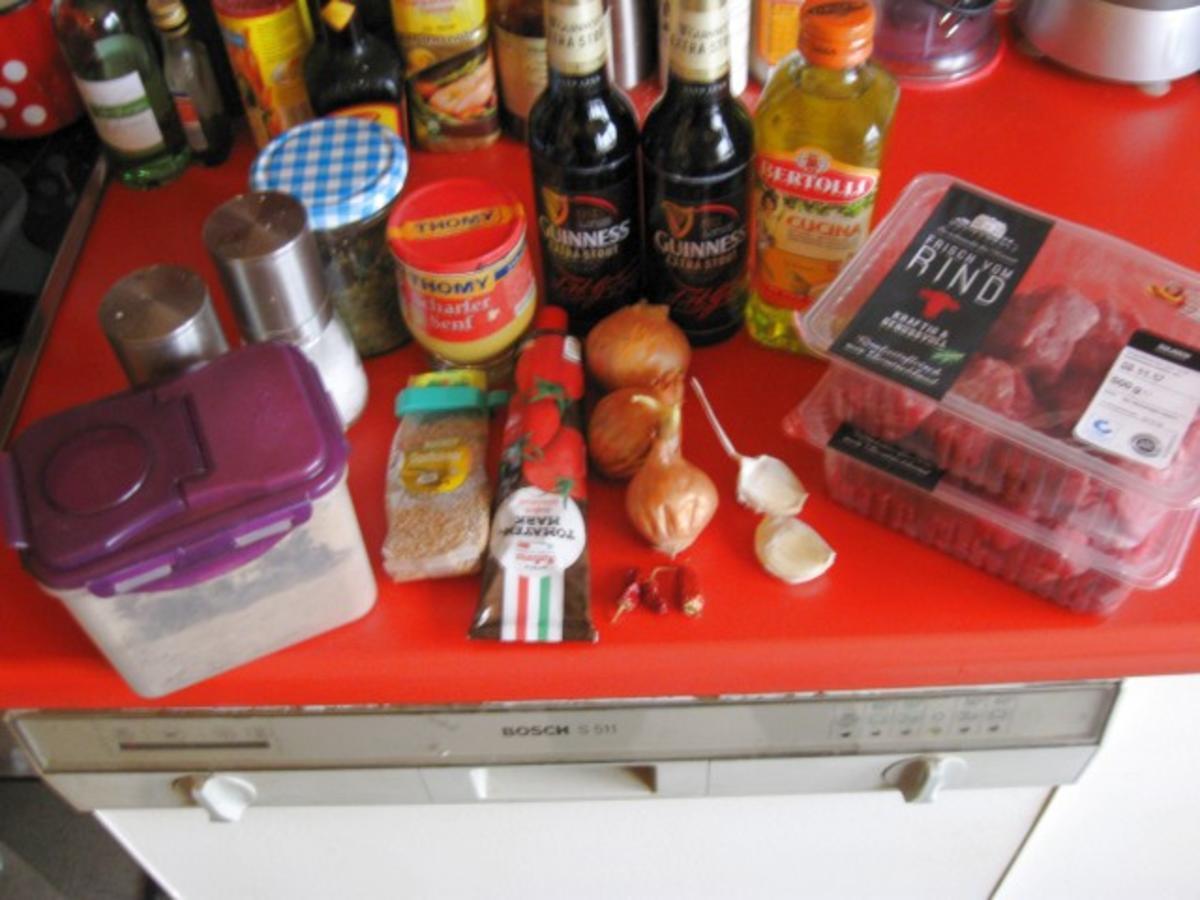 Bilder für Irischer Rindfleischtopf - Rezept
