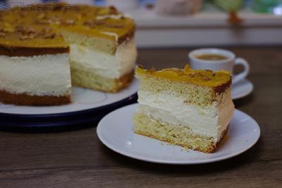 Joghurt-Maracuja-Torte - Rezept - Bild Nr. 4438
