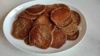 Amaranth - Pfannkuchen - Rezept - Bild Nr. 4440