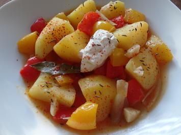 Kartoffelgulasch - Rezept - Bild Nr. 4455