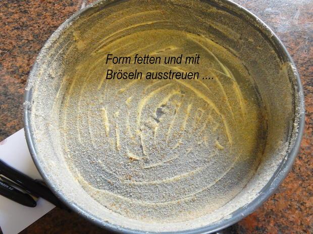 Rührteig:   APFELKUCHEN mit Krokantcrunch - Rezept - Bild Nr. 4469