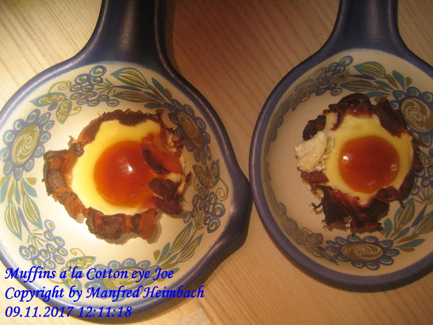 Snack – Muffins a'la Cotton eye Joe - Rezept - Bild Nr. 4474