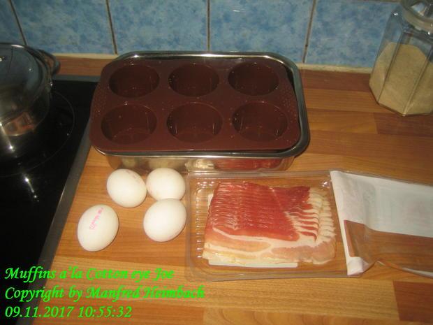 Snack – Muffins a'la Cotton eye Joe - Rezept - Bild Nr. 4478