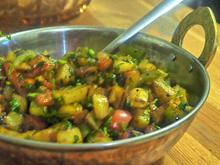 Deftige Kartoffel-Paprika-Pfanne - Rezept - Bild Nr. 2