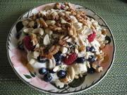 Mein gesundes Frühstück - Rezept - Bild Nr. 4475