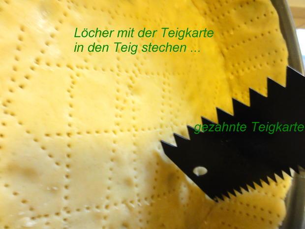 Mürbeteig:   MOHN ~ TORTE  (24cm) - Rezept - Bild Nr. 4482