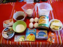 Zupf Kuchen mit Birnen - Rezept - Bild Nr. 2