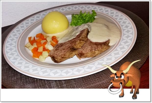 Tafelspitz Mit Meerrettichsauce Und Kartoffelklöße Rezept Kochbarde