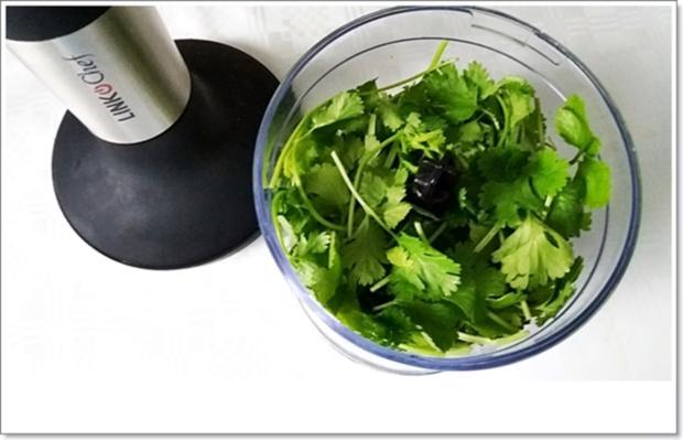 Koriander-Pesto nach Art des Hauses - Rezept - Bild Nr. 4482