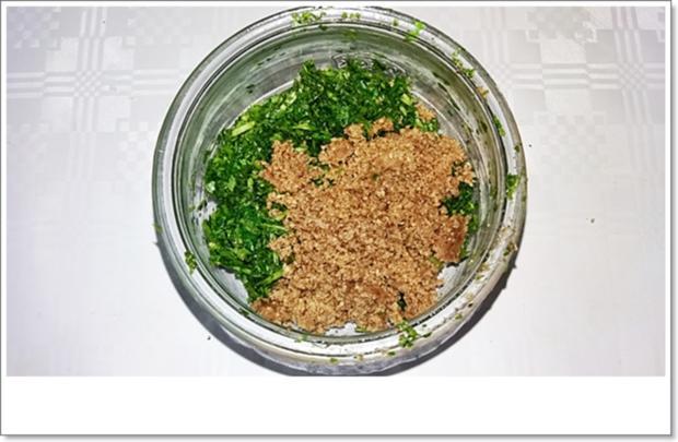 Koriander-Pesto nach Art des Hauses - Rezept - Bild Nr. 4486