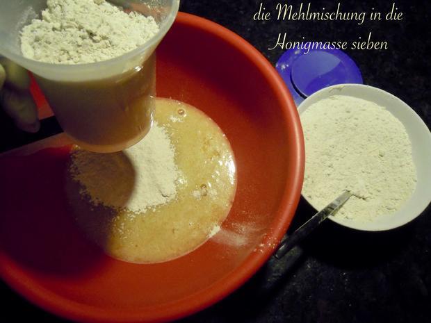 kleine Schoko Lebkuchen Knöpfe - Rezept - Bild Nr. 4510