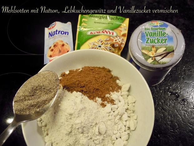 kleine Schoko Lebkuchen Knöpfe - Rezept - Bild Nr. 4512