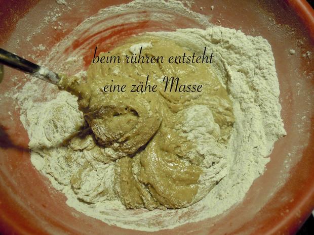 kleine Schoko Lebkuchen Knöpfe - Rezept - Bild Nr. 4516