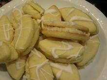 Plätzchen: Zitronenschiffchen - Rezept - Bild Nr. 4510