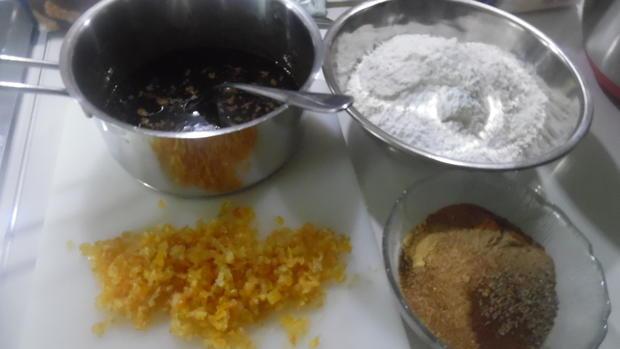 Honigprinten - Rezept - Bild Nr. 4546