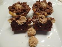 Chocolate-Cheescake-Muffins mit Giotto - Rezept - Bild Nr. 4538