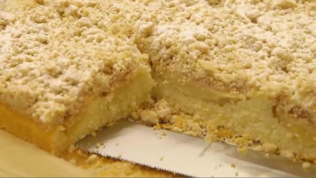 Apfel Streuselkuchen Rezept Mit Bild Kochbar De