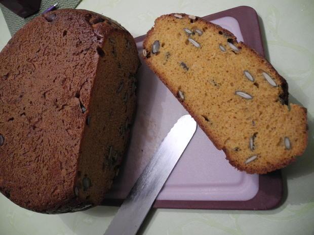 Möhren - Brot aus meiner Versuchsküche - Rezept - Bild Nr. 4553