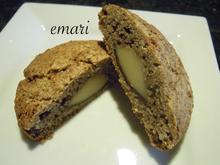 gefüllter Mandel Lebkuchen - Rezept - Bild Nr. 2