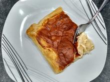Zwiebelkuchen mit Blätterteig - Rezept - Bild Nr. 4575