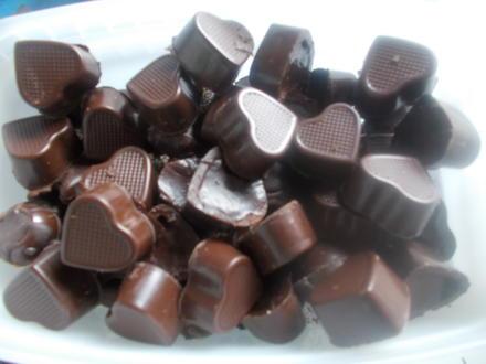 Süßes - Haselnuss-Amarula-Pralinen - Rezept - Bild Nr. 4576