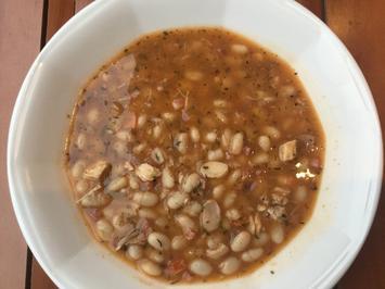 Schnelle weiße Bohnensuppe a la Ari - Rezept - Bild Nr. 2